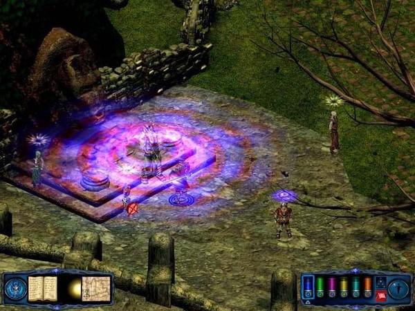 光芒之池2剑与魔法的传说(Pool of Radiance The ruin of Myth Drannor)硬盘版截图1
