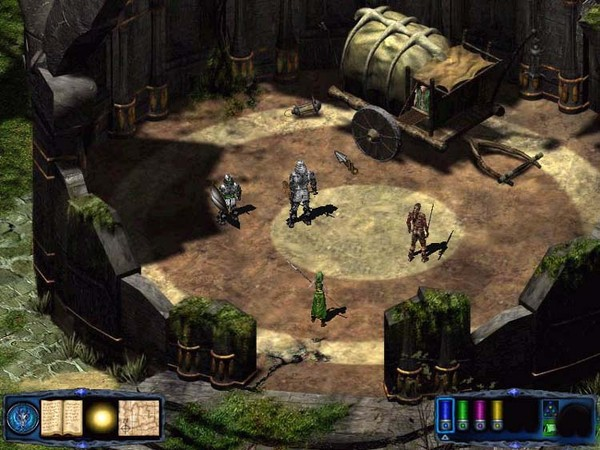 光芒之池2剑与魔法的传说(Pool of Radiance The ruin of Myth Drannor)硬盘版截图2
