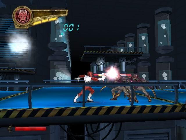 恐龙战队:超级传奇(Power Rangers Super Legends)硬盘版截图2