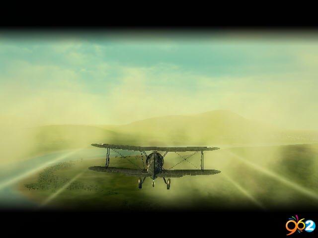 炽天使:二战空骑兵(Blazing Angels: Squadron of WWII )绿色版截图1