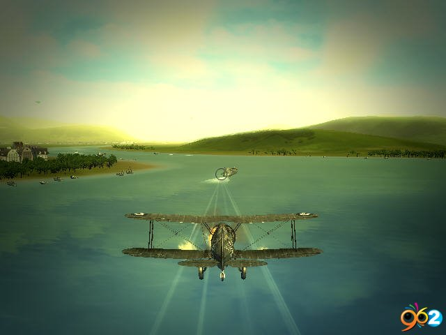炽天使:二战空骑兵(Blazing Angels: Squadron of WWII )绿色版截图2