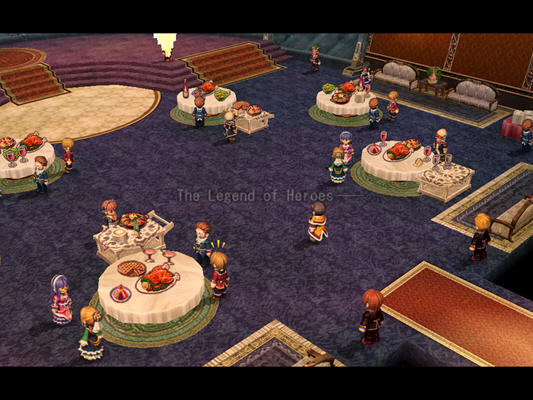 英雄传说6空之轨迹(The Legend of Heroes VI: Sora no Kiseki Second Chapter ) 简体中文免安装版截图2