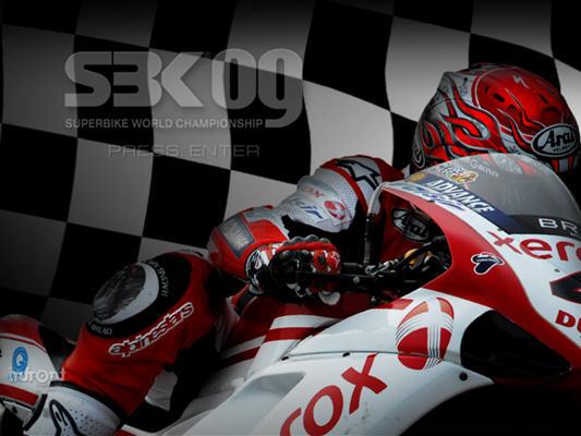 世界超级摩托车锦标赛09(SBK-09 Superbike World Championship) 英文免安装版截图0