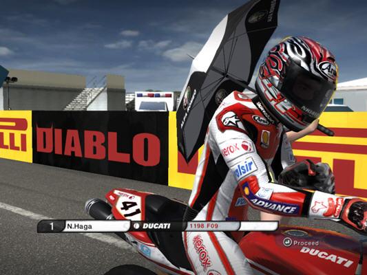 世界超级摩托车锦标赛09(SBK-09 Superbike World Championship) 英文免安装版截图1
