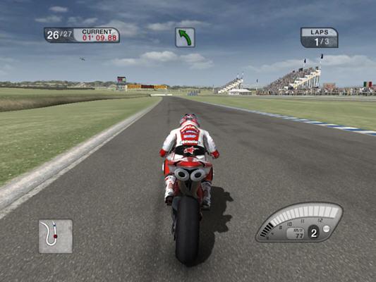 世界超级摩托车锦标赛09(SBK-09 Superbike World Championship) 英文免安装版截图2