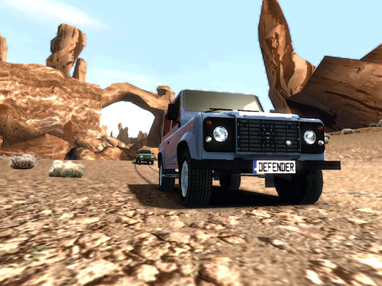 福特越野赛车(Ford Racing Off Road)硬盘版(带全解锁存档)截图1
