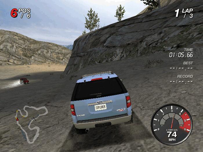 福特越野赛车(Ford Racing Off Road)硬盘版(带全解锁存档)截图3