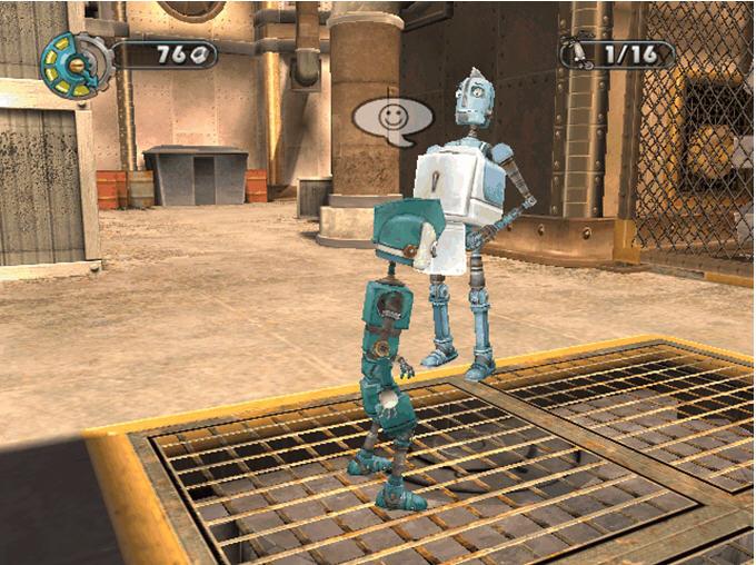 机器人历险记截图2