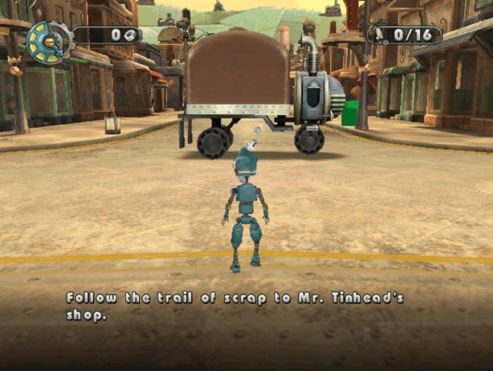 机器人历险记截图1