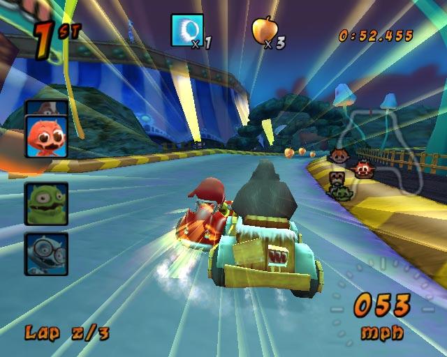 魔怪卡丁车(Cocoto Kart Racer)硬盘版截图1