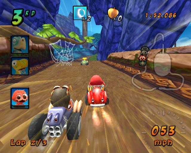 魔怪卡丁车(Cocoto Kart Racer)硬盘版截图2