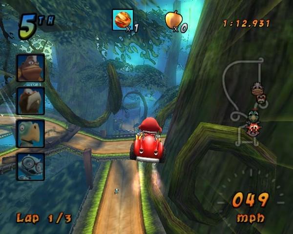 魔怪卡丁车(Cocoto Kart Racer)硬盘版截图3