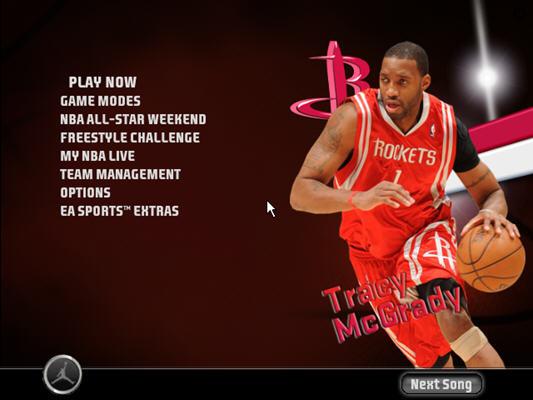 美国劲爆职篮2005(NBA Live2005) 英文免安装版截图1