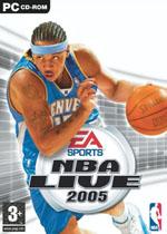 美国劲爆职篮2005(NBA Live2005) 英文免安装版