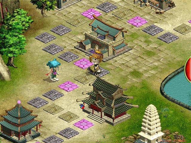 大富翁之大唐英雄游江南硬盘版截图3