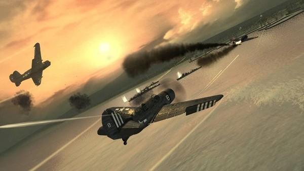 炽天使2秘密任务(Blazing Angels 2:Secret Missions of WWII) 英文免安装版截图1