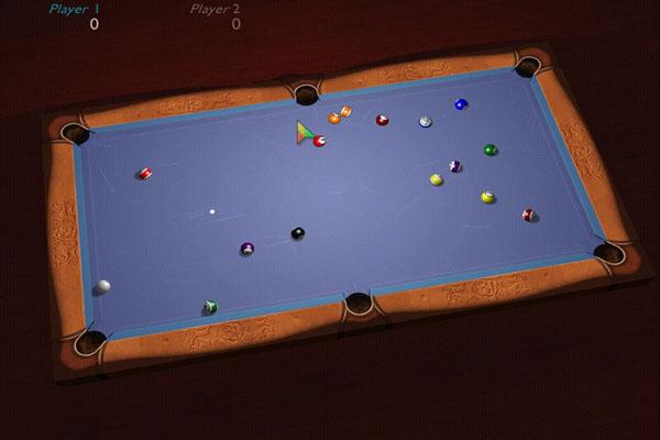 3D桌球(3D Ultra Cool Pool) 英文免安装版截图2