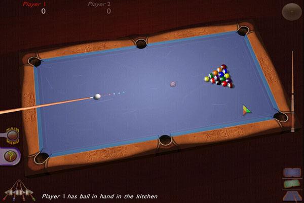 3D桌球(3D Ultra Cool Pool) 英文免安装版截图1