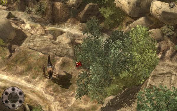 赏金奇兵2赫多兰朵(Helldorado) 英文免安装版截图2