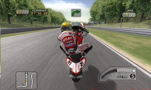 世界超级摩托车锦标赛08截图1