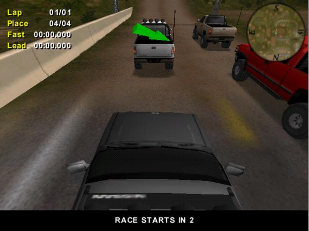 4×4方程式赛车2(4x4 EVO 2)硬盘版截图0