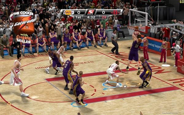 NBA2K9(NBA 2009)�ⰲװ���ͼ0
