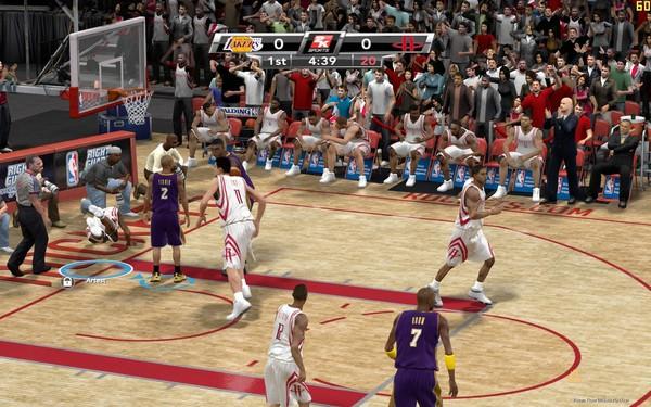 NBA2K9(NBA 2009)免安装版截图1