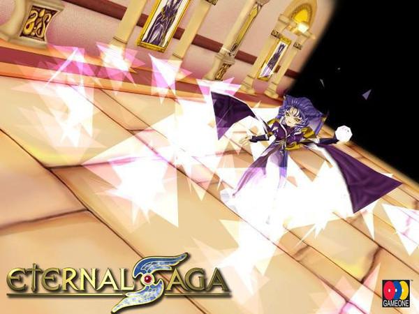 永恒传说之奇幻水晶缘(Eternal Saga)硬盘版截图3
