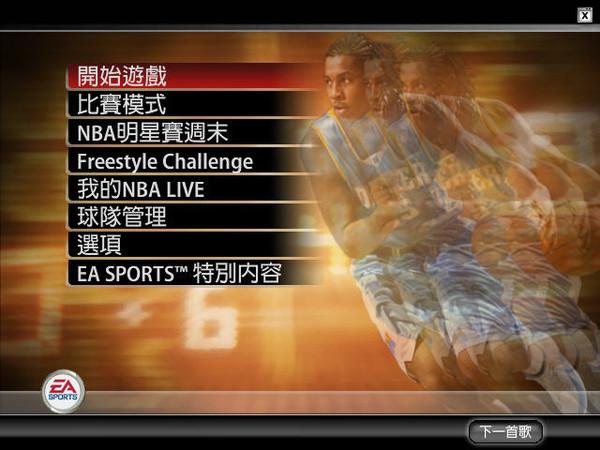 美国职篮2005(NBA Live 2005) 英文免安装版截图2