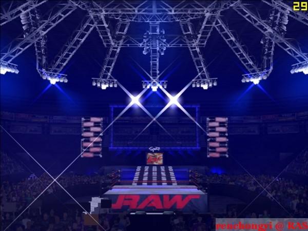 世界职业摔跤(WWE Raw)硬盘版截图1