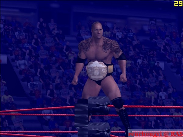 世界职业摔跤(WWE Raw)硬盘版截图3