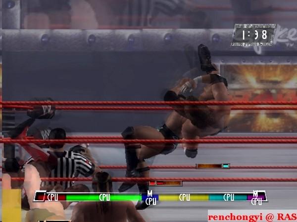 世界职业摔跤(WWE Raw)硬盘版截图4
