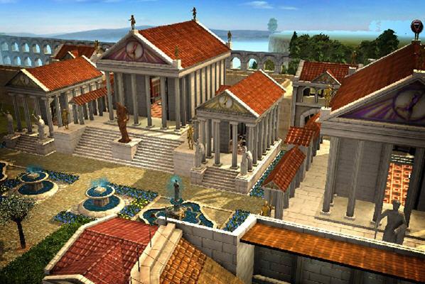 文明城市罗马(CivCity: Rome) 英文免安装版截图0