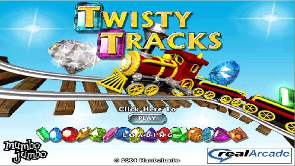 宝石火车 幻想游戏(twistytracks) 英文免安装版