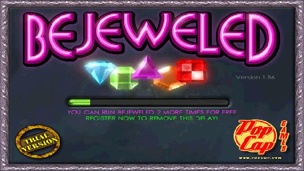 宝石迷阵1 幻想游戏(bejeweled) 英文免安装版截图0