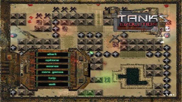 爆烈坦克 幻想游戏英文版下载|英文免安装版