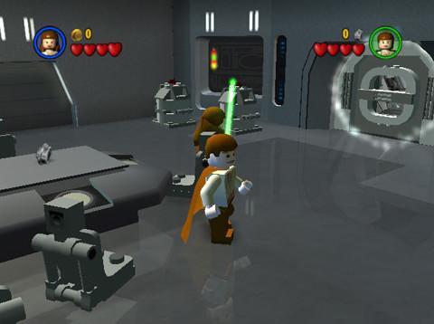 乐高版星际大战(LEGO Star Wars)硬盘版截图0