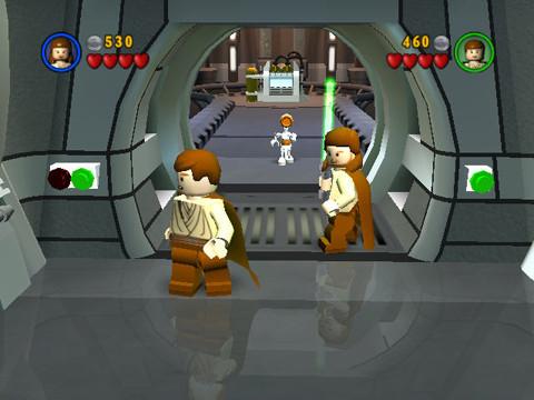 乐高版星际大战(LEGO Star Wars)硬盘版截图1