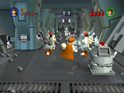 乐高版星际大战(LEGO Star Wars)硬盘版截图2