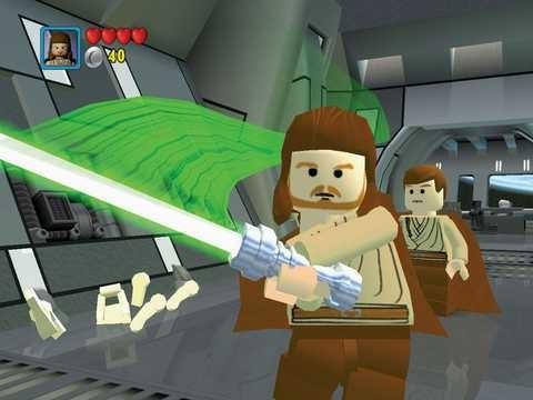 乐高版星际大战(LEGO Star Wars)硬盘版截图3