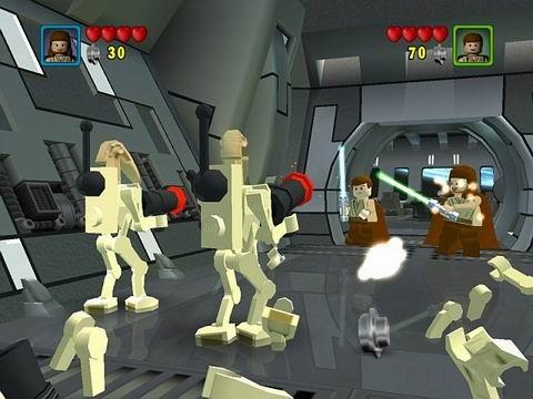 乐高版星际大战(LEGO Star Wars)硬盘版截图4