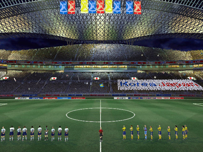 FIFA2002世界杯截图0