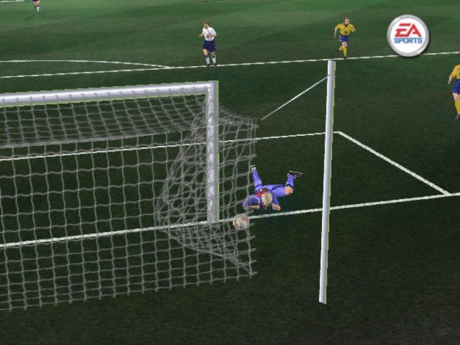FIFA2002世界杯截图2