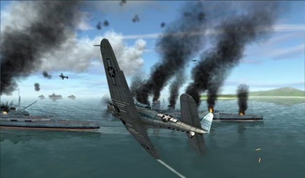 偷袭珍珠港截图3