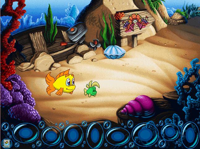 海底大冒险5(Freddi Fish 5)硬盘版截图2