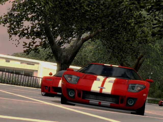 福特街头赛车(Ford Street Racing)硬盘版截图1