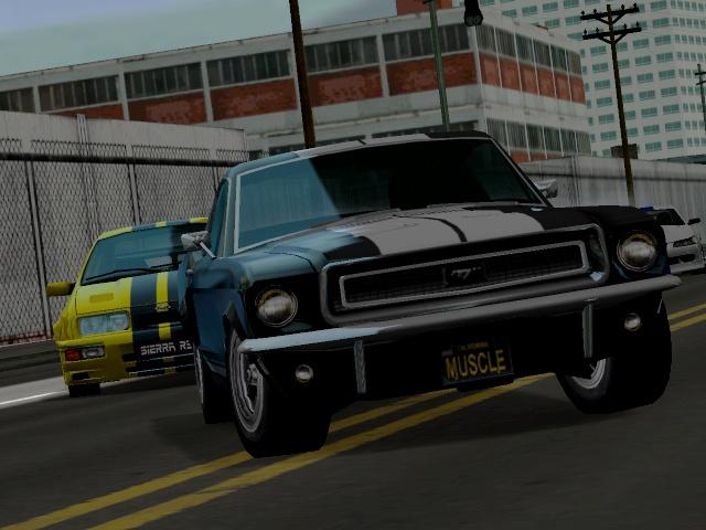 福特街头赛车(Ford Street Racing)硬盘版截图0