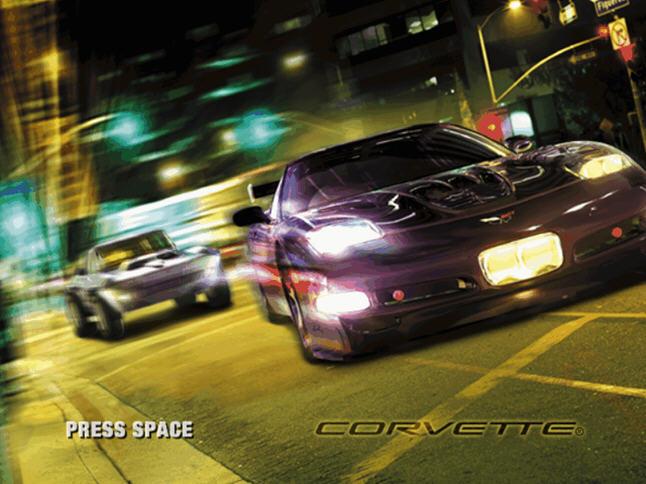 雪佛莱赛车(CORVETTE)硬盘版截图3