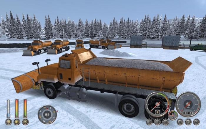 18轨大卡车 护航(18 Wheels of Steel - Convoy) 英文免安装版截图2
