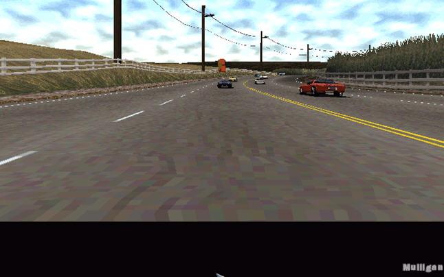 新极品飞车3(V-Rally 2: Expert Edition)硬盘版截图1